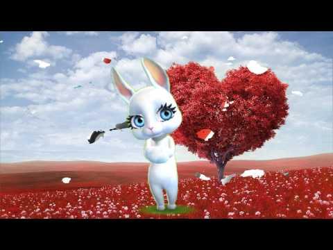 Zoobe Зайка Я тебя очень сильно люблю!