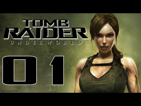 tomb raider underworld playstation 2 mexico