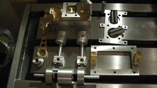 Optimum BF20L Steam Engine - part 11