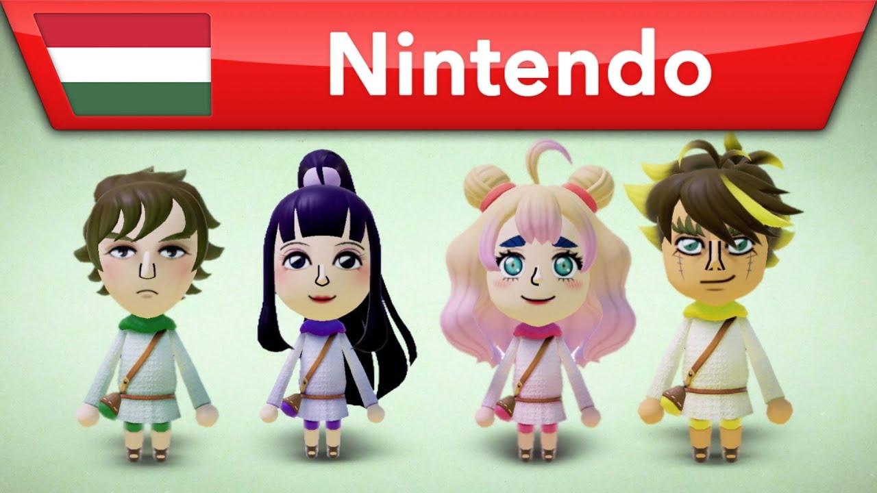 Miitopia – Áttekintő előzetes | Nintendo Switch