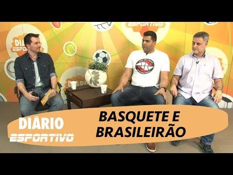 Basquete é o assunto do dia no Diário Esportivo