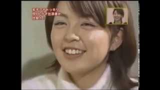アナシリーズ新人中野美奈子をハメる!坂口憲二長谷川京子