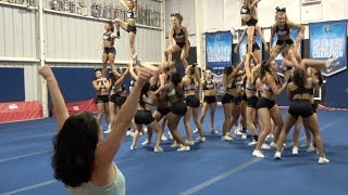 Cheer Extreme Sr Elite Worlds Send Off 2017 FULL OUT