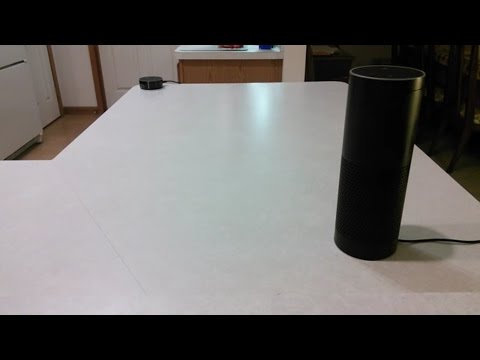 Amazon Echo  ESP (Echo Spatial Perception)