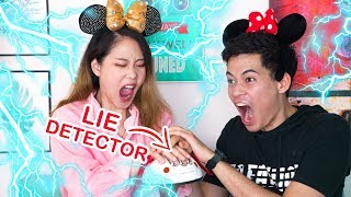 We Took a Lie Detector SHOCK test!! (IT WAS A DISASTER) | MiniMoochi