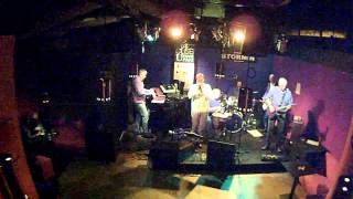 Video Stormin Live - Part 3 - Old Woman Jazz Club Prague - Jan 05_2015