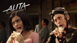 VIDEO: ALITA: BATTLE ANGEL – Behind the Scenes with WETA