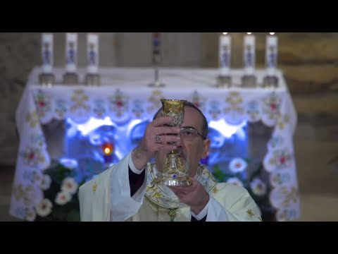 Solemnity of the Annunciation of the Lord in Nazareth - Full Mass