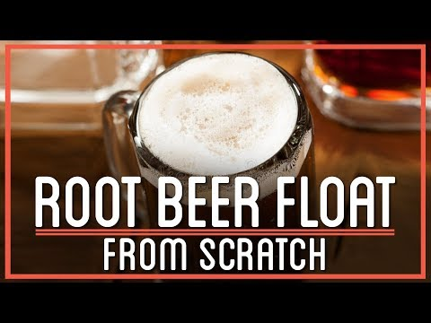 How to Make a Root Beer Float from Scratch | HTME: Remix