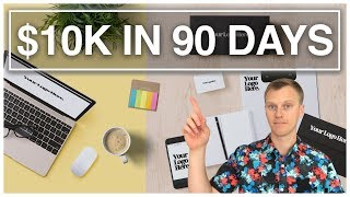How To Start A Digital Marketing Agency With NO MONEY! ($0 - $10k/mo In 90 Days!!)