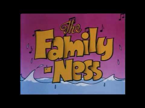 Rodina Nessových - Znělka