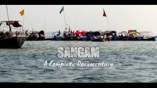 preview picture of video 'SANGAM Allahabad (Triveni)   A Complete Documentary'