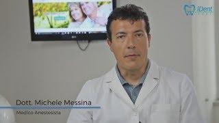 Il Dott. Michele Messina – Anestesista presso iDent Roma