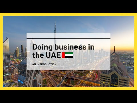 , title : 'Doing business in Dubai/the UAE. An introduction. Video #20