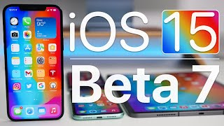 iOS 15 Beta 7 is Out! - What's New?