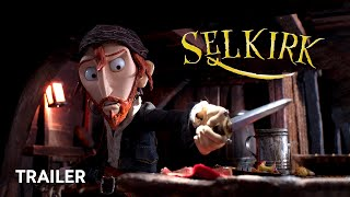 Trailer of Selkirk, el verdadero Robinson Crusoe (2012)