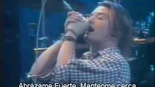 faith no more underwater love  live 1991 subtitulada