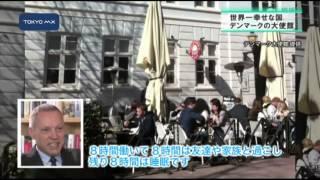 [シリーズ大使館]世界一幸せな国「デンマーク」 動画キャプチャー