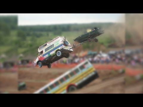 Epic Car Jumps Gone Wrong Compilation