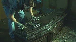 """【穷电影】小伙发现一口古老棺材,躺进去后,就能拥有""""神""""一样的体验"""
