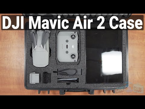 DJI Mavic Air 2 Fly More Case - Featured Youtube Video