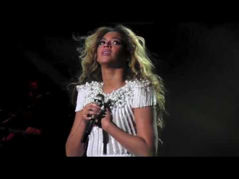[HD] Beyoncé - Flaws and All (Live in Manchester - 07/05/13)