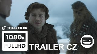 Solo: A Star Wars Story (2018) CZ titulky HD trailer