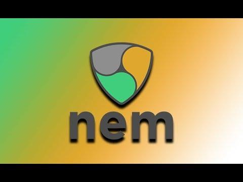 Обзор Криптовалюты NEM (XEM).  Харвестинг (Майнинг) NEM (XEM)