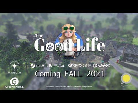 Annonce de sortie - Automne 2021 de The Good Life