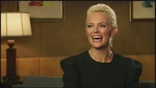 Josephine Bornebusch talks 'Welcome to Sweden'