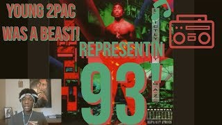 2Pac - Representin' 93 Reaction