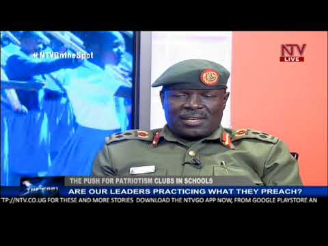 NTV ON THE SPOT: The push for patriotism clubs in school