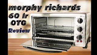 Review of Morphy richards 60lr OTG in Malayalam