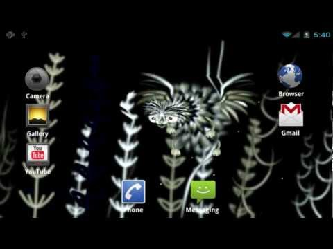 Video of Bestiary Live Wallpaper