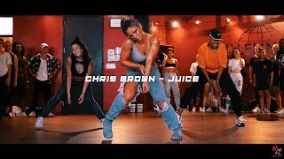 JUICE   Chris Brown   Choreography By Alexander Chung