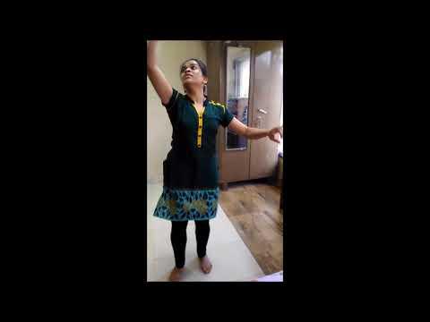 kathak solo dance