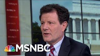 NYT Columnist Nicholas Kristof Goes To North Korea And Leaves Unhopeful | Morning Joe | MSNBC