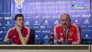 Станислав Черчесов: «Аршавин пригодился бы сборной России, будь он моложе лет на 10»