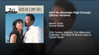 Ain't No Mountain High Enough (Stereo Version)