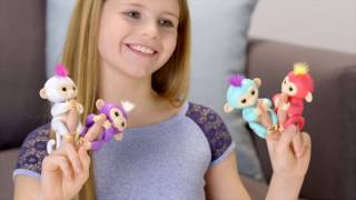 Descargar MP3 de Fingerlings: How To Play With Your Baby Monkeys!