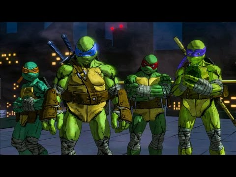 Видео № 0 из игры Teenage Mutant Ninja Turtles: Mutants in Manhattan [X360]