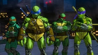 Picture of a game: Teenage Mutant Ninja Turtles