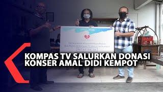 Descargar Kompas Tv Sampaikan Donasi Konser Amal Sobat Ambyar