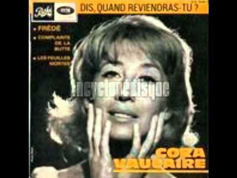 Cora Vaucaire -  La Complainte de la Butte