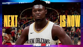 NBA 2K21 MyTEAM: Next is Now