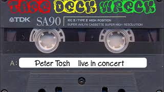 Peter Tosh – Live The Bottom Line 1978