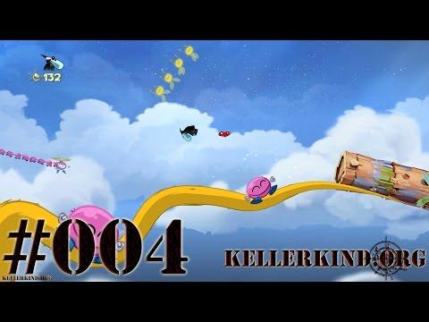 Rayman Origins #4 – Kleinlinge an die Macht! ★ Jhief Plays Rayman Origins [HD|60FPS]