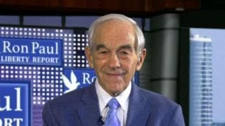 Ron Paul: The Markets Are More Powerful Than The Fed