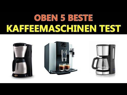 Beste Kaffeemaschinen Test 2019