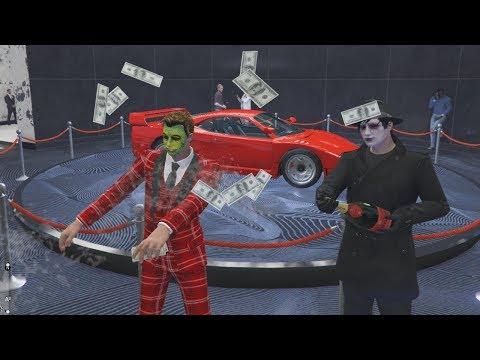 Making money in GTA Online 1/8/19